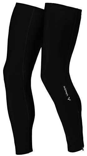 VAUDE Herren Beinlinge Leg Warmer, black, L, 033500105400
