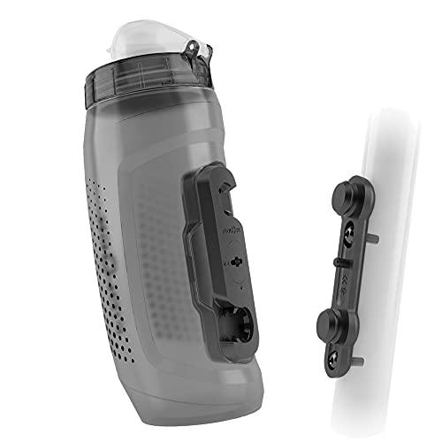 Fidlock Bottle 590 u. Bike Base Magnetischer Fahrrad Flaschenhalter Fahrrad Trinkflasche Fahrrad mit Halterung Getränkehalter Fahrrad Getränkehalter Trinkflaschenhalter Fahrrad Trinkflaschenhalterung