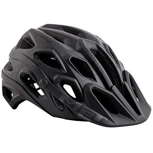 MET Lupo Helm matt Black 2020 Fahrradhelm