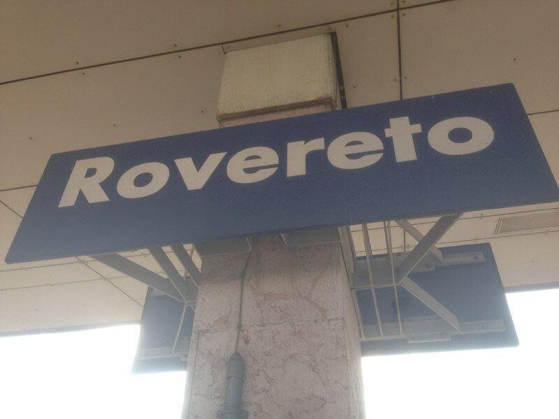 Rückfahrt von Roverteto