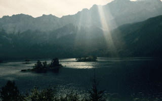 MTB Tour am Eibsee