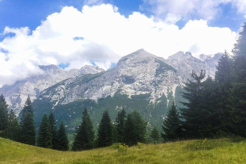Dolomiten Gipfel