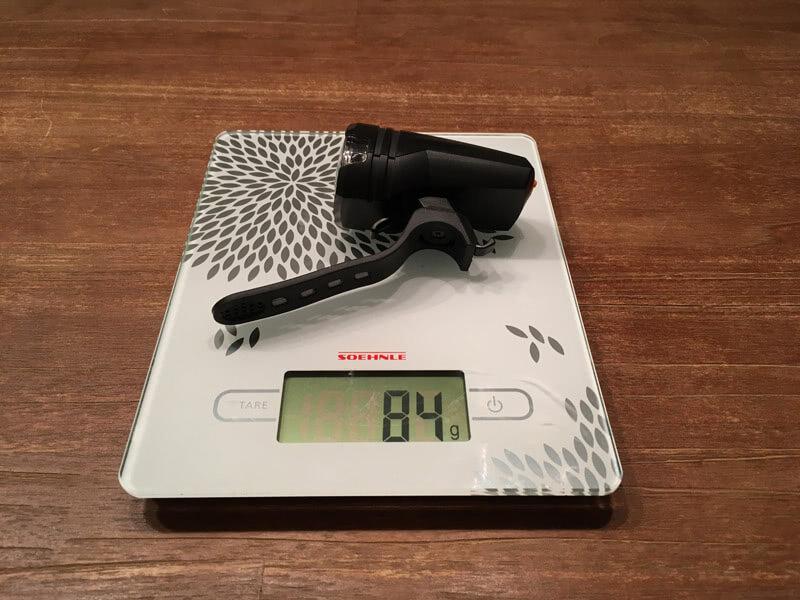 Axa Greenline 30 gewicht