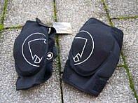 Endura Singletrack Knie Protektor Paar