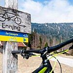 MTB Tour von Garmisch-Partenkirchen zur Enningalm