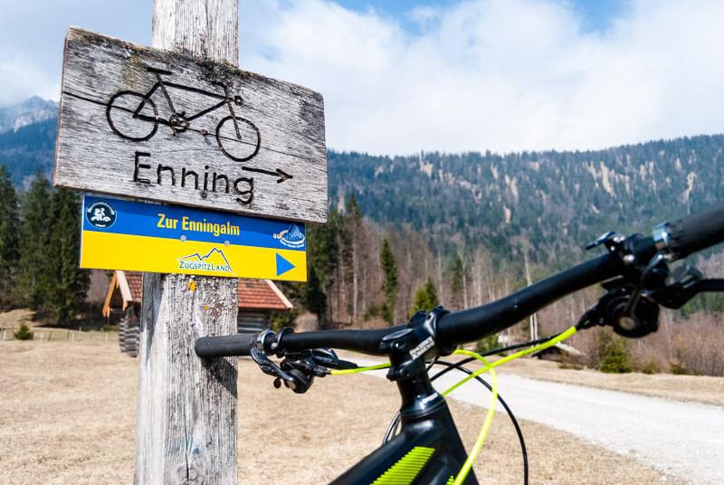 Der Wegweiser für Mountainbiker