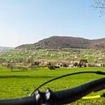 Mountainbike Tour über Bad Urach zum Hohenneuffen
