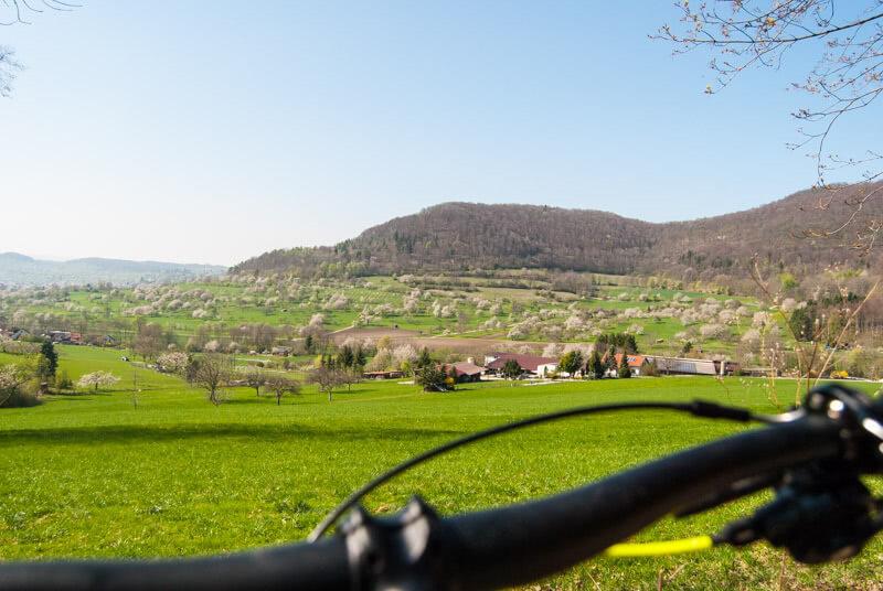 Aussicht nach Metzingen