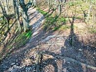 Trail am Hohenneuffen