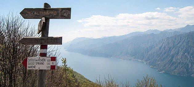Navne Trail Einstieg