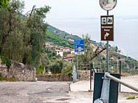 Durch die Gassen in Castelletto di Brenzone