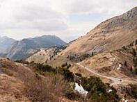 Abfahrt in Richtung Albergo Ristorante Garda Tremalzo