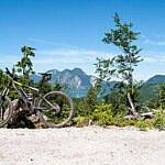 MTB Tour von der Jachenau zum Sylvensteinspeicher