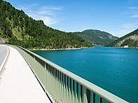 Die Faller-Klamm-Brücke
