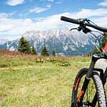 Mountainbike Tour auf den Grossen Asitz am Bikepark Leogang