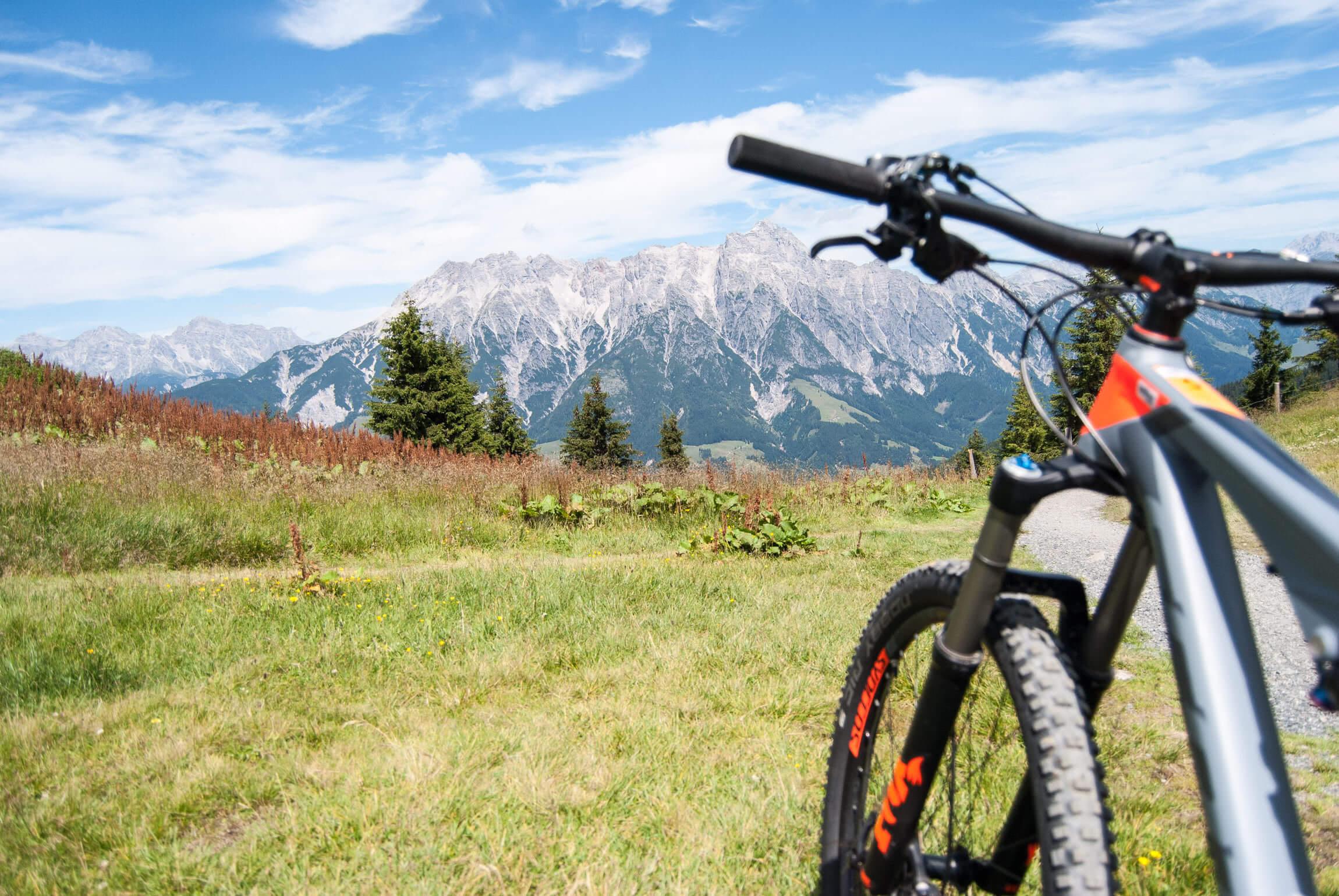 MTB Tour Kitzbüheler Alpen