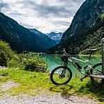 Mit dem Mountainbike durch's Stilluptal