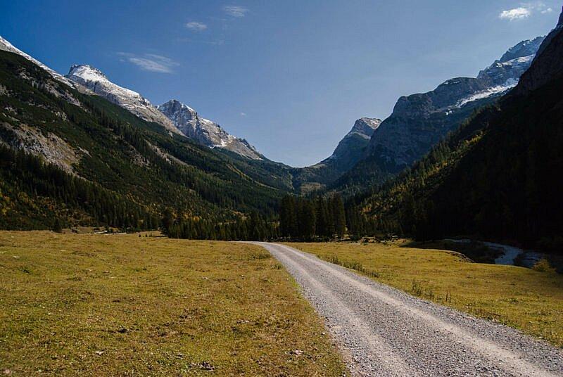 Im Karwendeltal