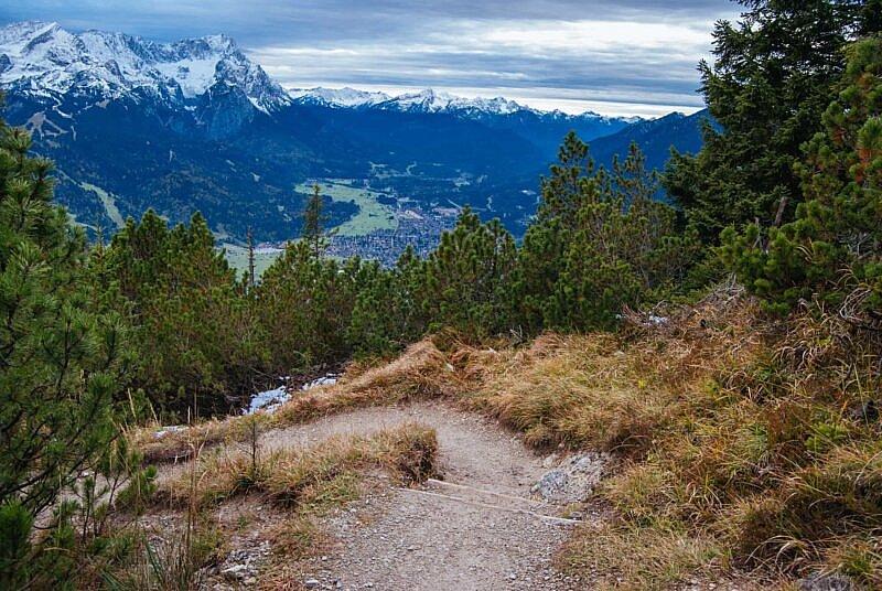 Der Wank-Trail