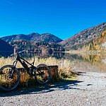 Mit dem Mountainbike zum Straubinger Haus
