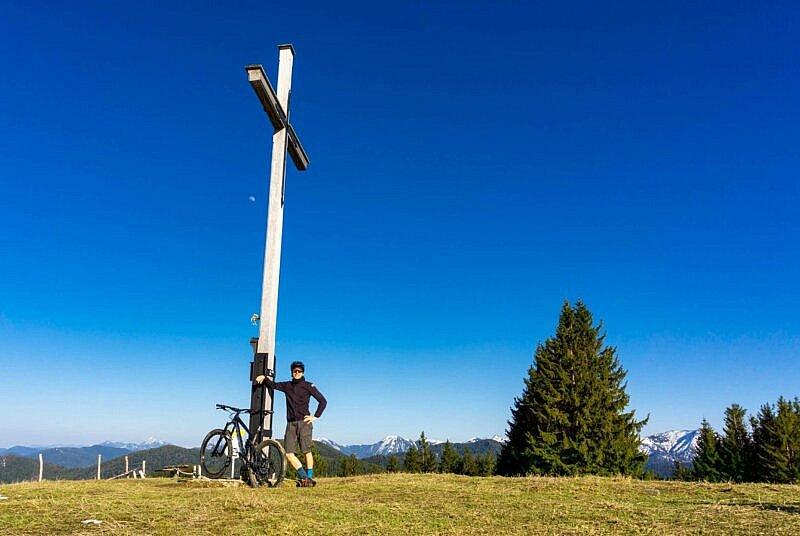 Rechelkopf Gipfel