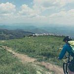 Mountainbike Tour auf den Matajur