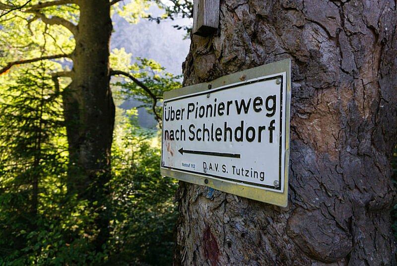 Pionierweg