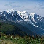 Tour Mont Blanc mit dem Mountainbike