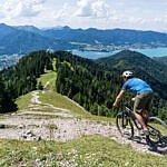 Baumgartenschneid Trails zwischen Schliersee und Tegernsee
