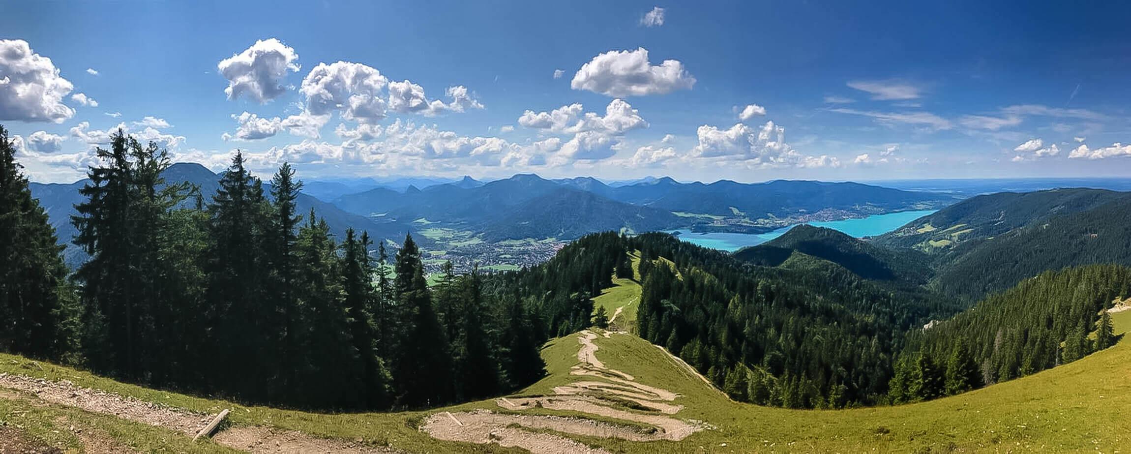 Baumgartenschneid Panorama