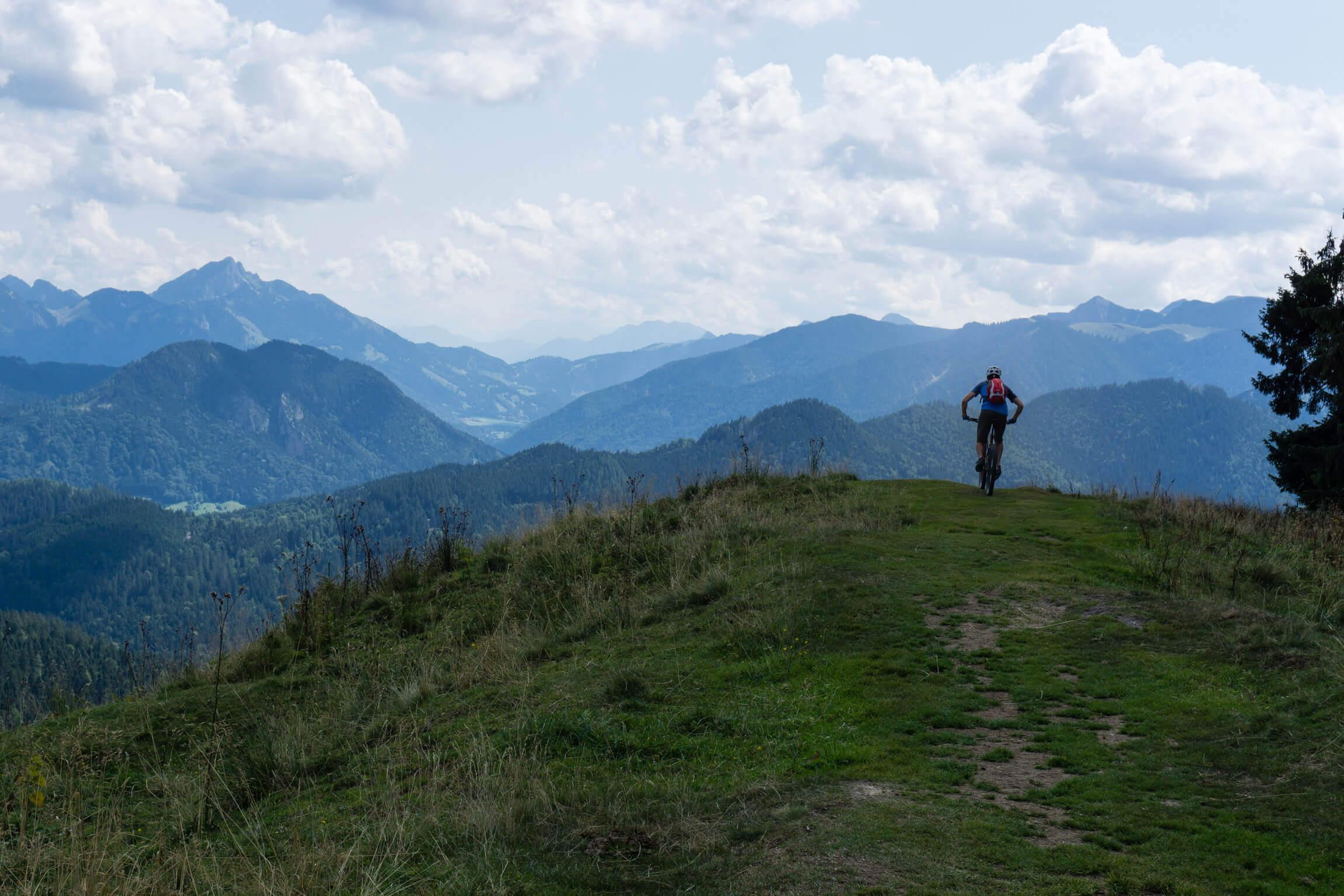 Mountainbike Touren Bayern