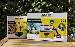 Kaercher Mobile Outdoor Cleaner Bikebox