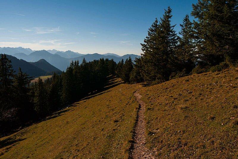 Rauheck Trail