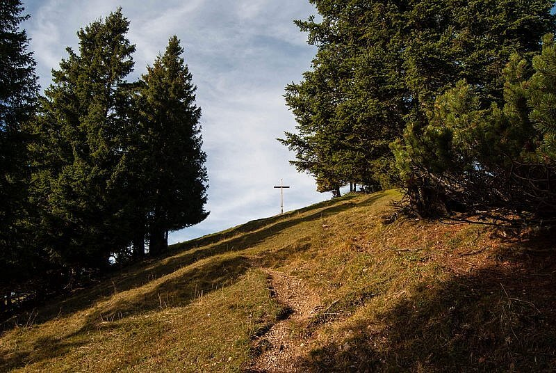 Rauheck Gipfel