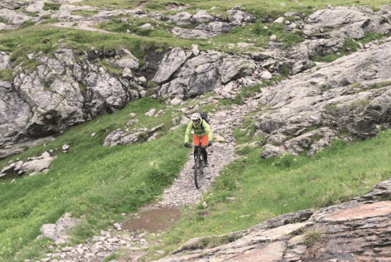 Alpencross auf der Joe Route
