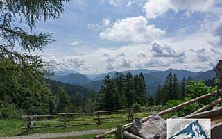 Panorama von der Gindelalm