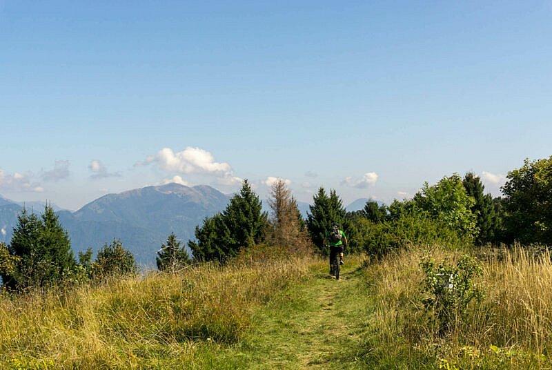 Trail vom Kolovrat