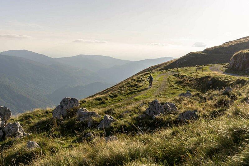 Trans Slowenien mit dem Mountainbike