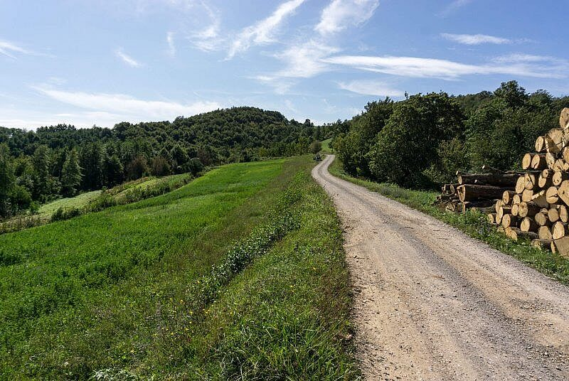 Mit dem Mountainbike auf Schotter durch Slowenien