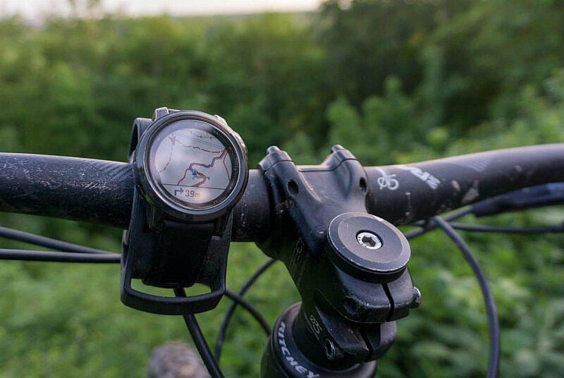 Navigation mit der Garmin Fenix 6