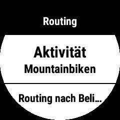 Routing Aktivität