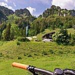 Bike & Hike auf den Hochfelln