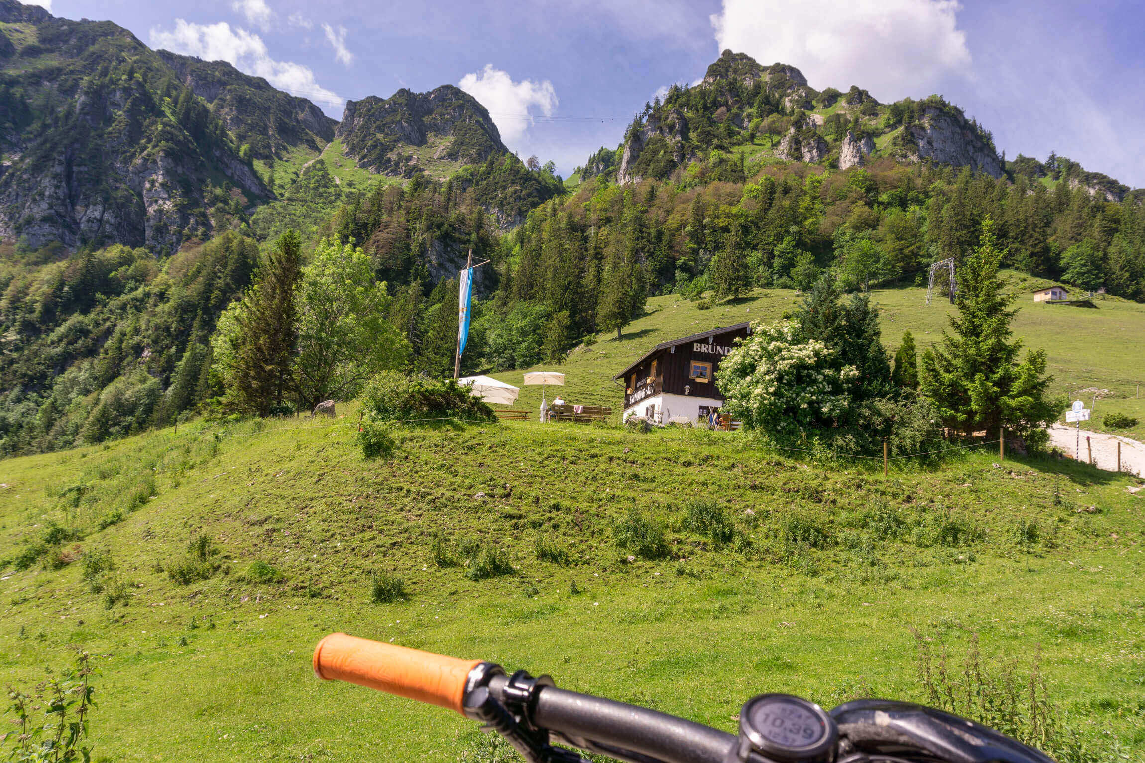 Bike + Hike Hochefelln