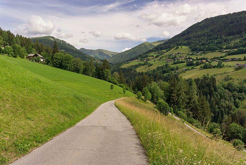 MTB Tour Millstaetter Alpe