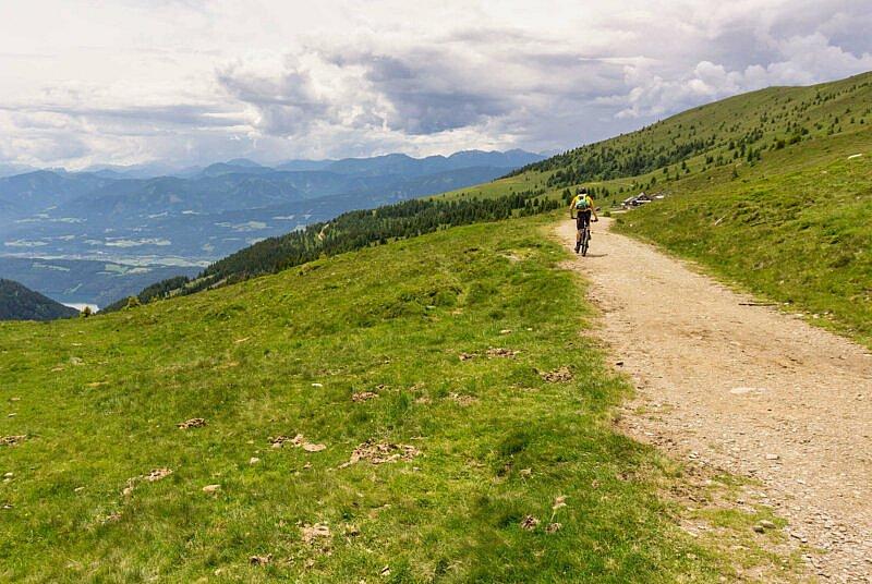 MTB Tour Milltsätter Home Trail