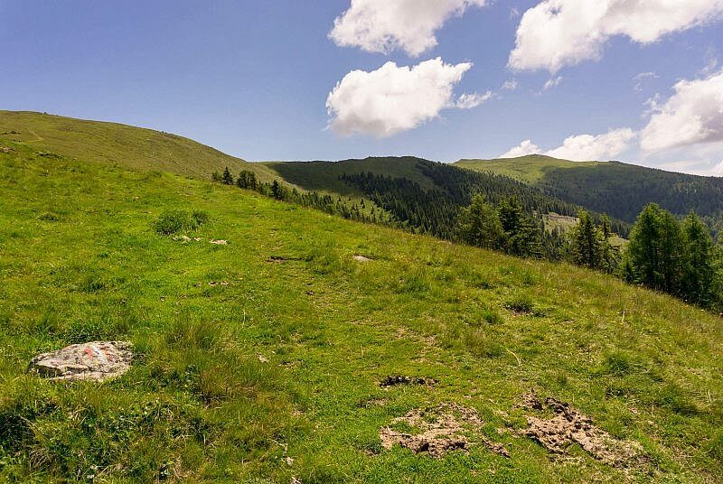 Mirnock Gipfel