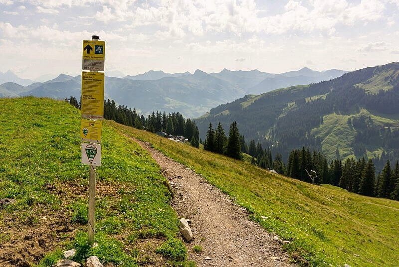 Hahnenkamm Trail