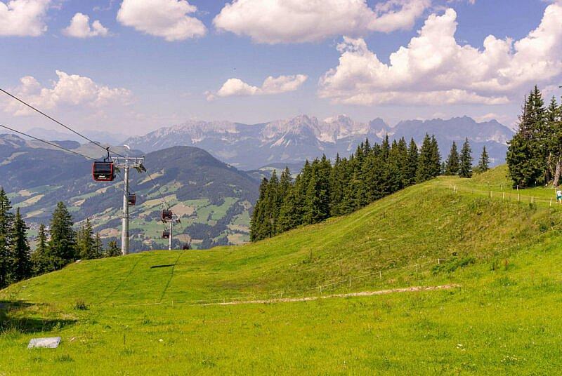 Kitzbueheler Alpen