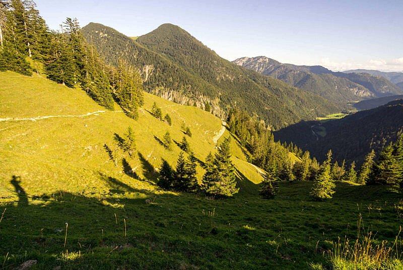 Neuhuettenalm Trail