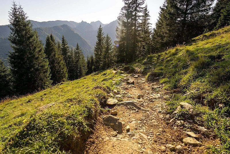 Seebergkopf Trail